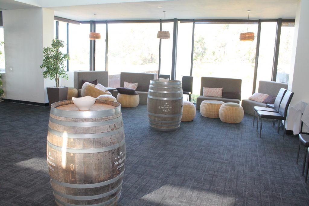 The Lounge Settlers Run