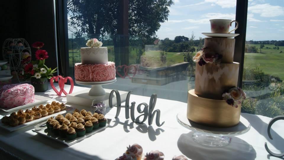 High Tea event at Settlers Run