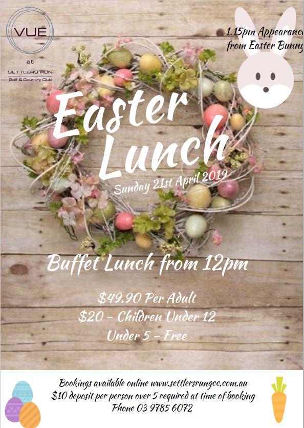 Easter @ Settlers Run