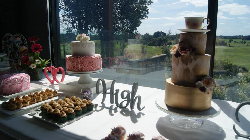 High Tea event at Settlers Run