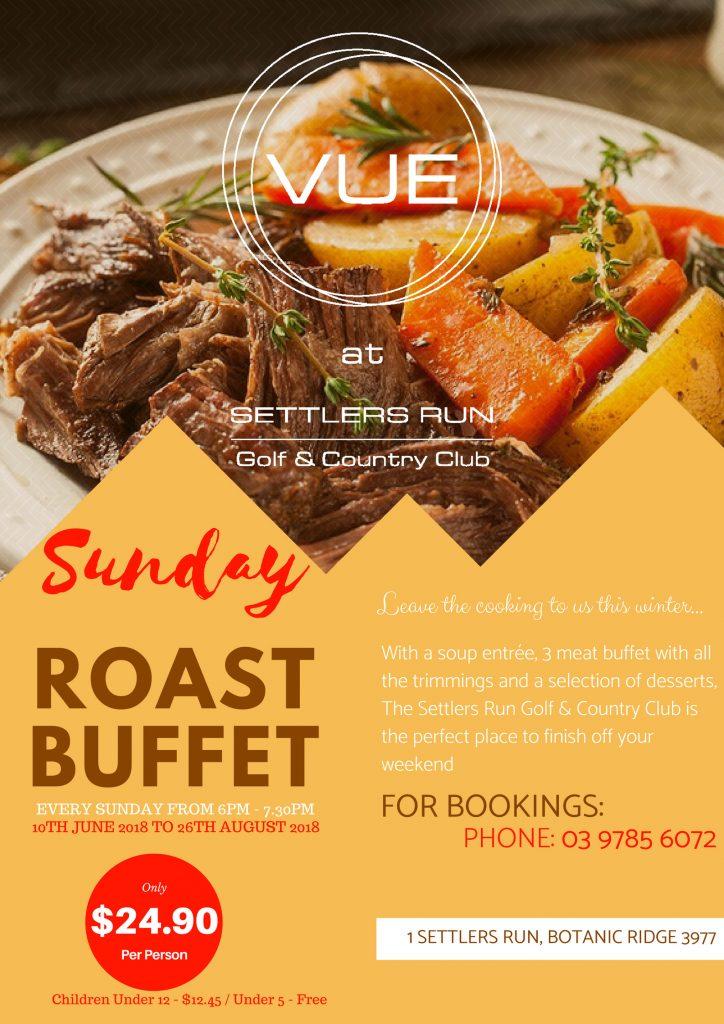 Sunday Roast Night