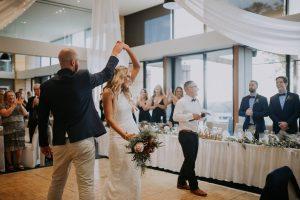 Wedding Reception at Settlers Run
