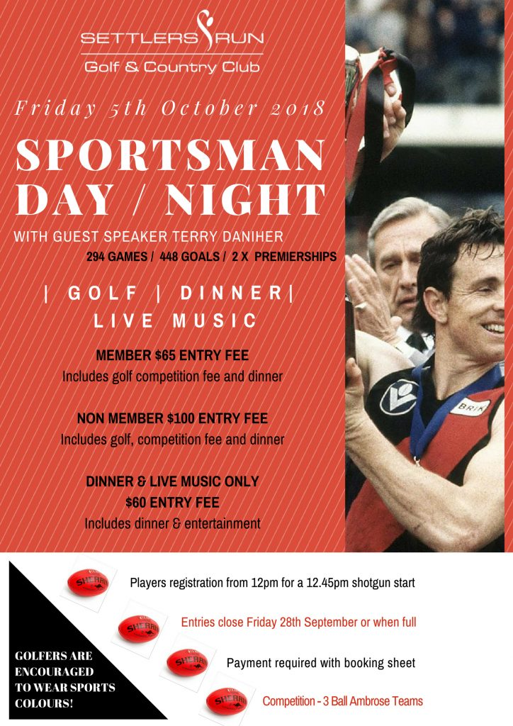 Sportsman Day and Night